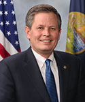 Portrait of Steve Daines